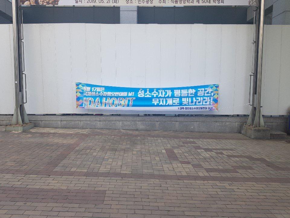 동덕여자대학교 코튼캔디