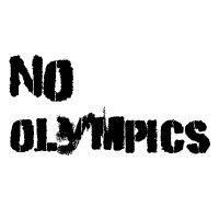 '올림픽 재해는 필요없다'